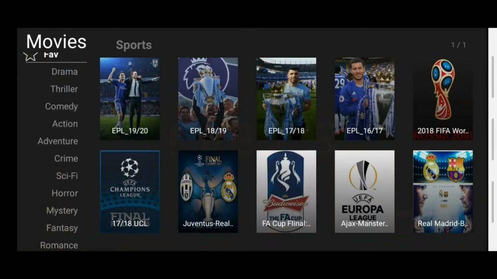 iview IPTV VOD