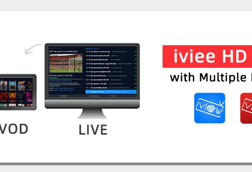 iview iptv with multiple devices